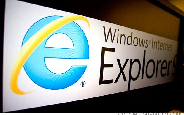 Una falla de Internet Explorer permite que los hackers controlen tu computadora
