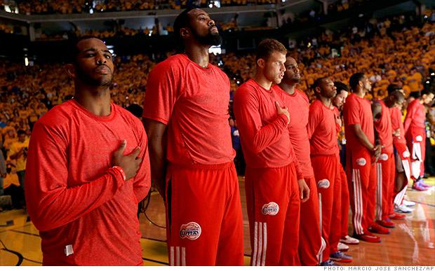 Los Clippers pierden 12 patrocinadores por los presuntos comentarios racistas del dueño