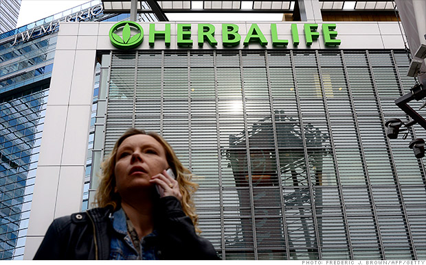 herbalife earnings