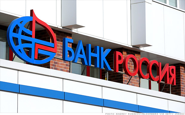 bank rossiya