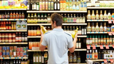Supermarkets get Trump bump. Food prices to jump?