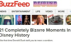 Disney tried to buy BuzzFeed
