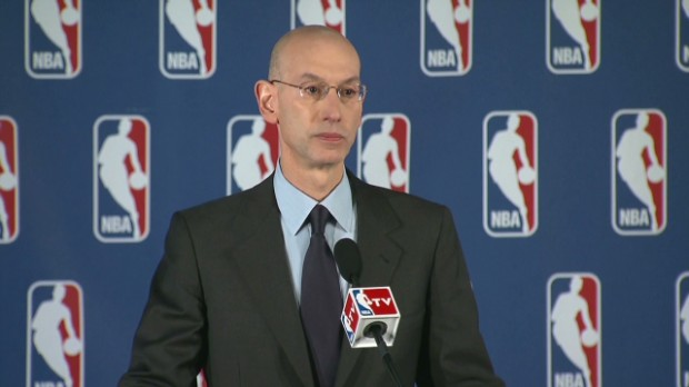 NBA Commissioner: Donald Sterling banned