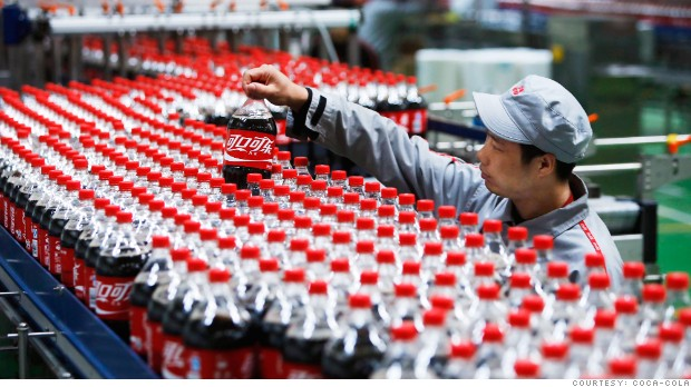 In shijiazhuang is the 43rd coca cola bottling plant in china