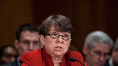 Mary Jo White leaving SEC before Trump takes office