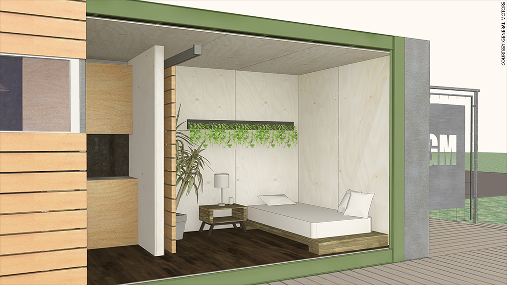 gm shipping container home