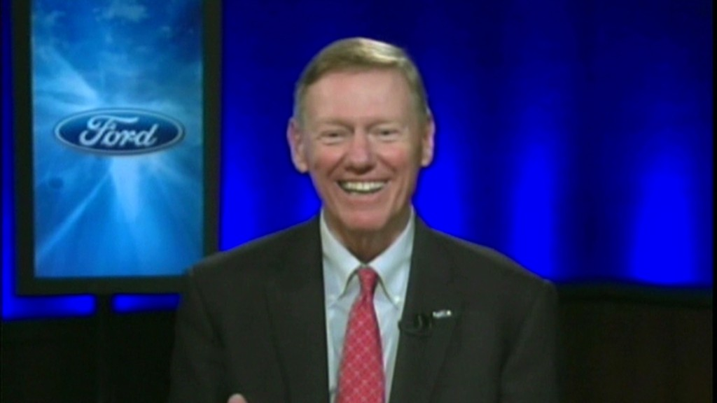 Mulally ceo who saved ford retiring for Ford motor company alan mulally