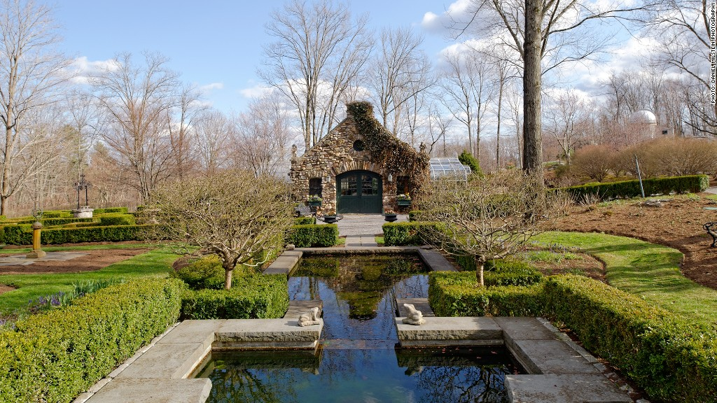 ron howard house garden