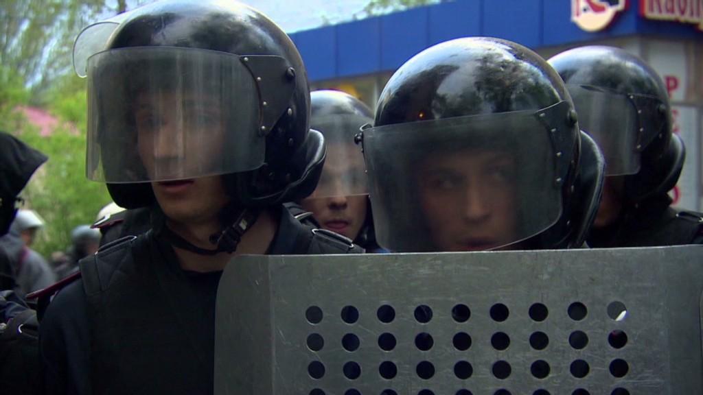 Ukraine: Stolen billions in Russia