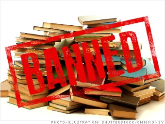 banned china books