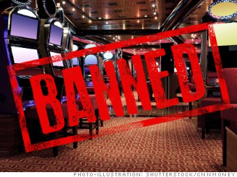 banned china casinos
