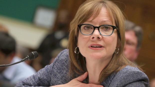 Buffett supports GM CEO Mary Barra
