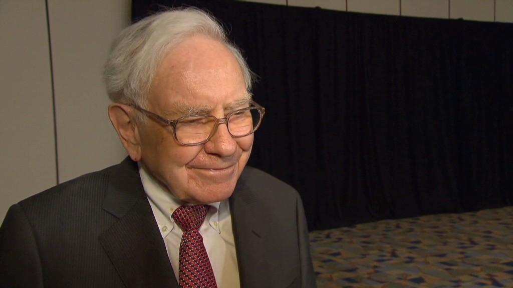 Buffett: Zuckerberg is 'remarkable'
