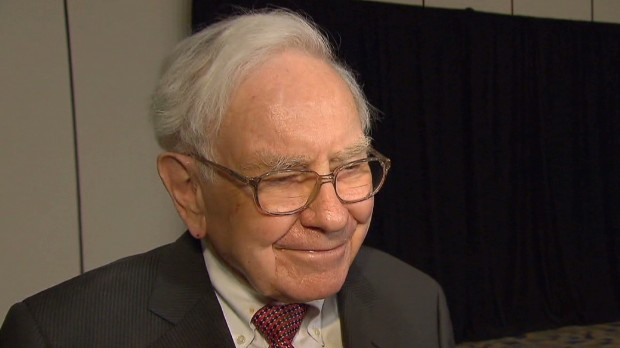 Warren Buffett knows who next Berkshire CEO is