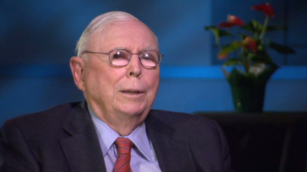 Charlie Munger: CEO pay is 'insane'