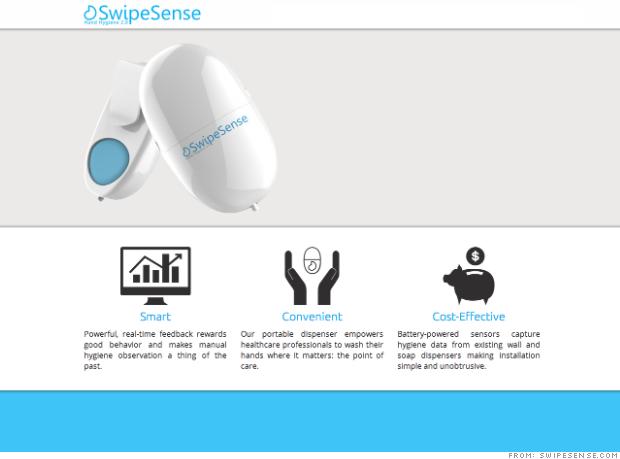 health tech swipesense