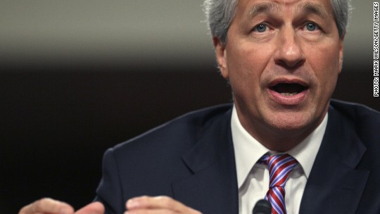 Jamie Dimon lashes out at 'lazy' shareholders who oppose him