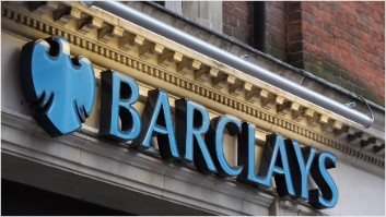 Barclays and RBS shares suspended after crashing