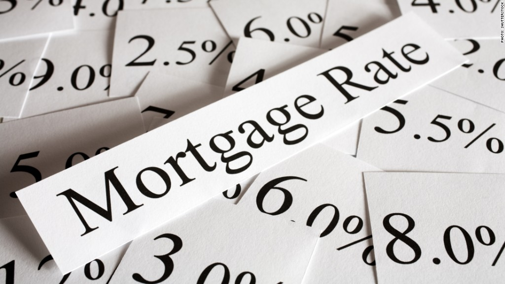 low mortgage rate