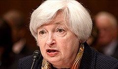 2 trends Janet Yellen calls 'disturbing'