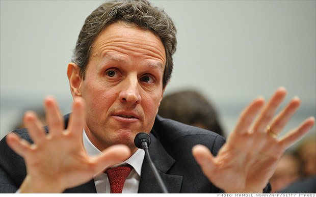 tim geithner bailout accounting