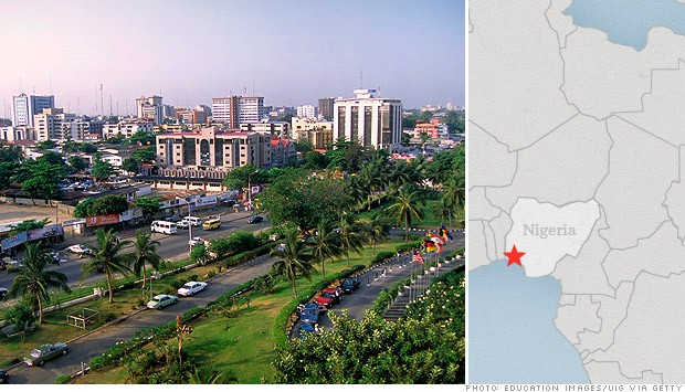 Lagos Nigeria These Cities Are The Next Big Thing For