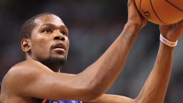 Kevin Durant: Turning MVP into money
