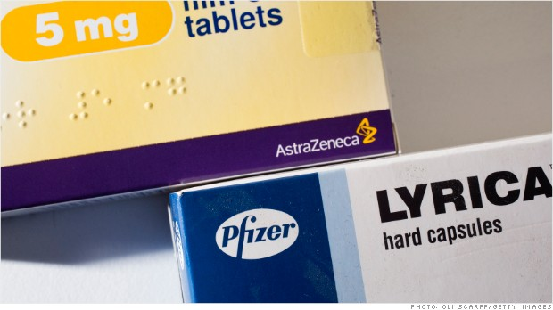 pfizer drugs