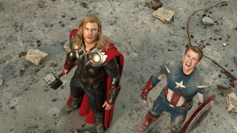 Disney earnings up thanks to The Avengers