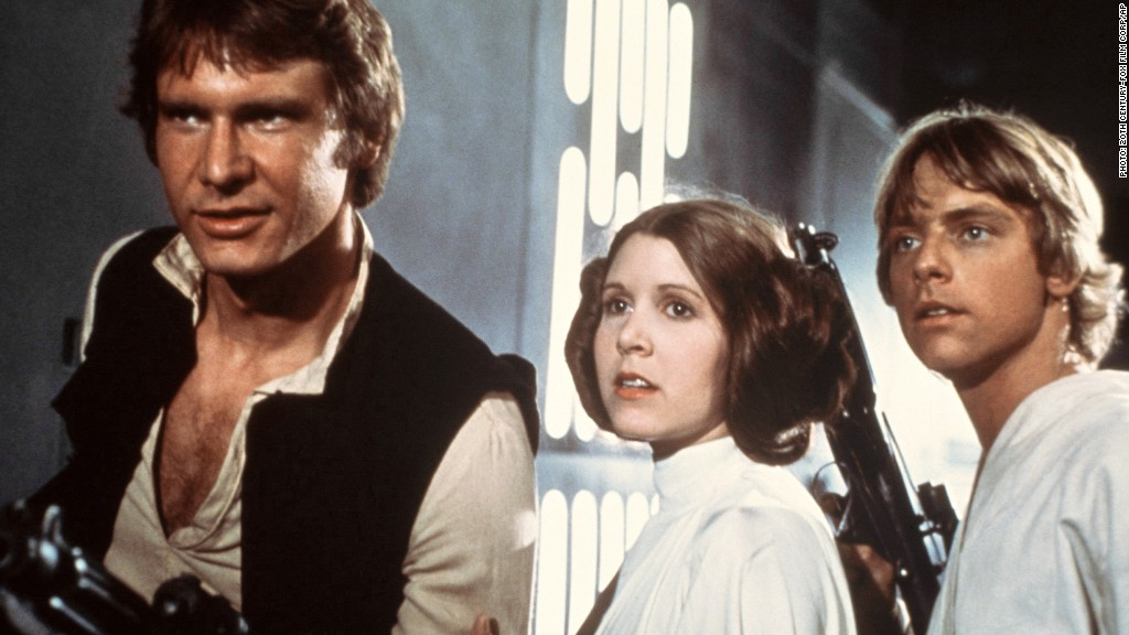 The money behind 'Star Wars'