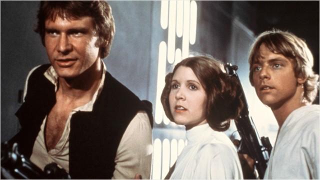 Películas de 'La Guerra de las Galaxias' podrán descargarse por primera vez