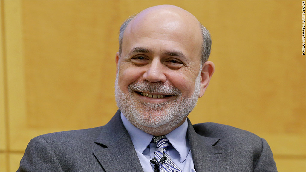 bernanke lunch auction