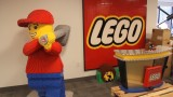 I get paid to play with LEGOs