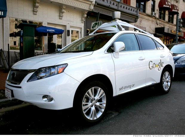 google hardware google car
