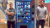 Vending machines get creative