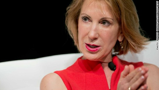 Carly Fiorina: 90% chance I'll run for president