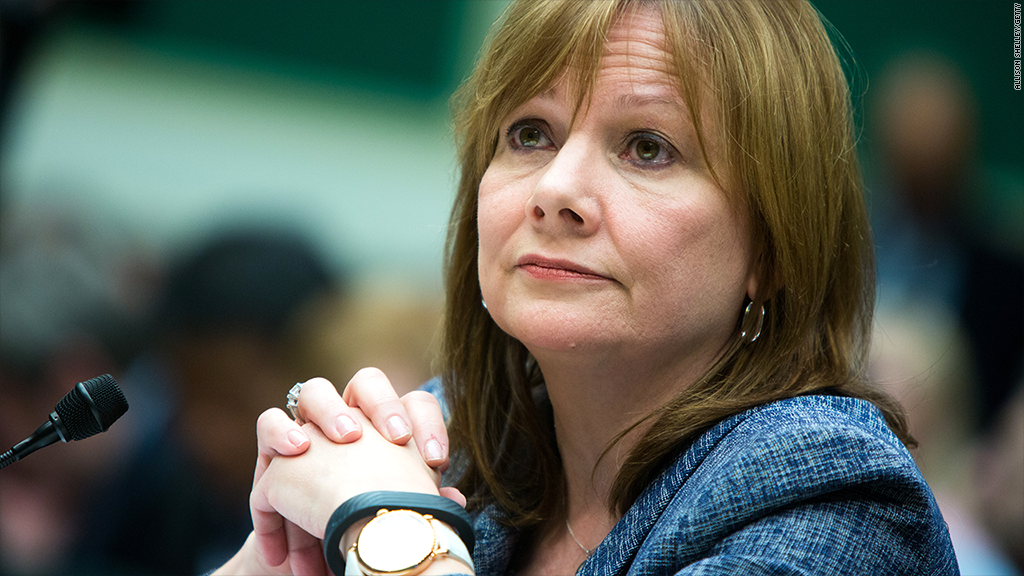 mary barra general motors