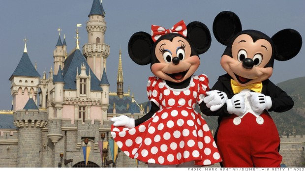 disneyland prices up ten percent