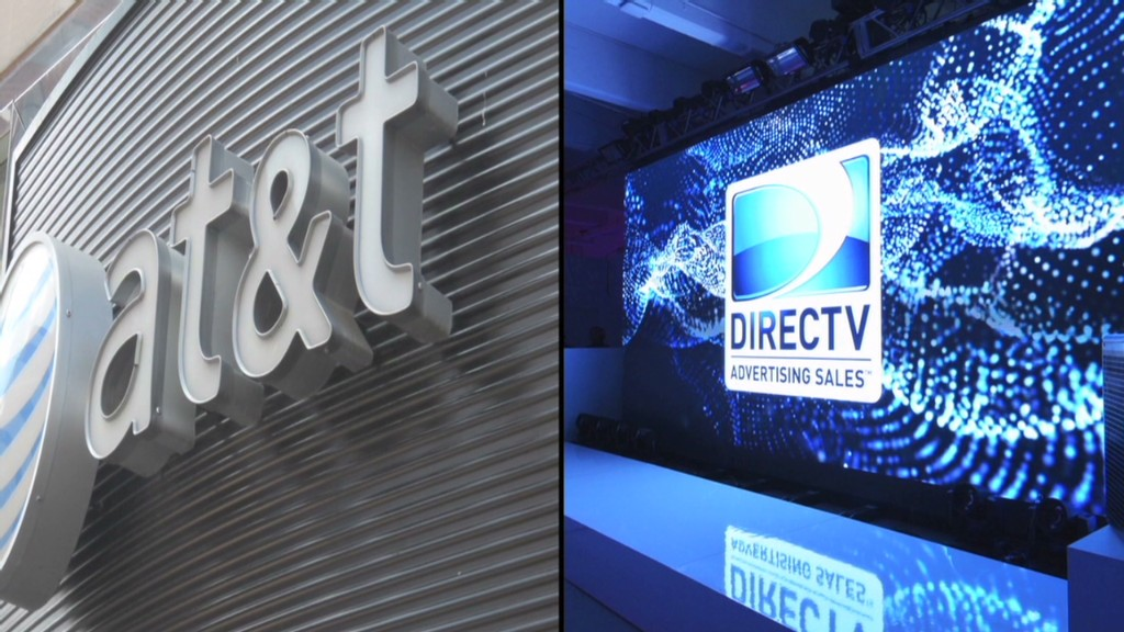 What AT&T gets by buying DirecTV