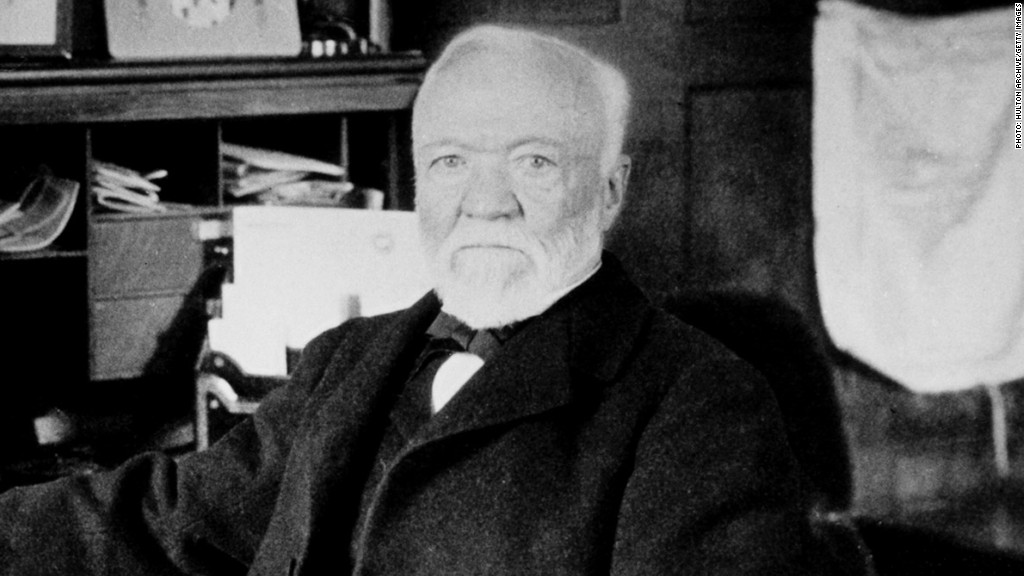 6 Andrew Carnegie The Richest Americans In History