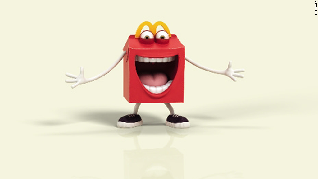 mcdonalds happy