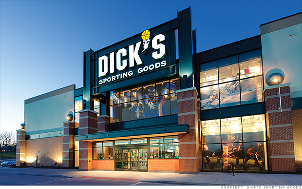 fucking sporting goods Dicks