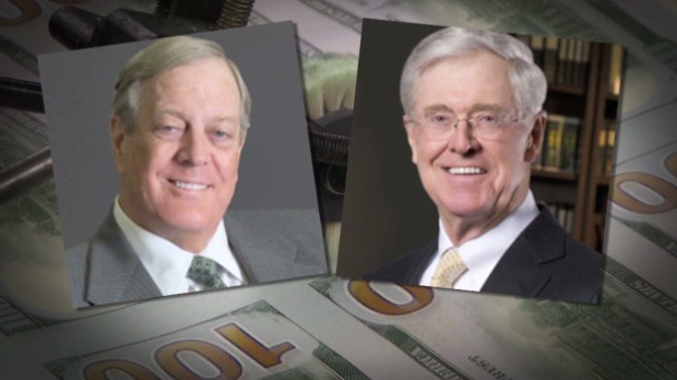 Who are the Koch brothers?