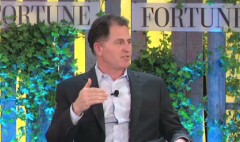 Michael Dell on the new (private) Dell