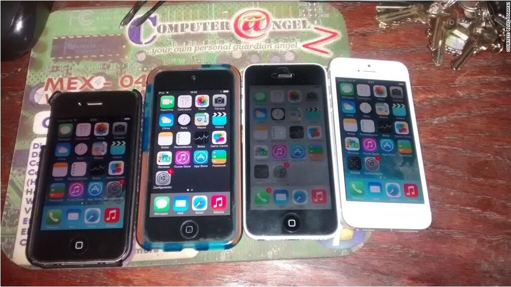 apple phone hack