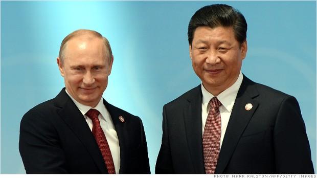 russia china putin
