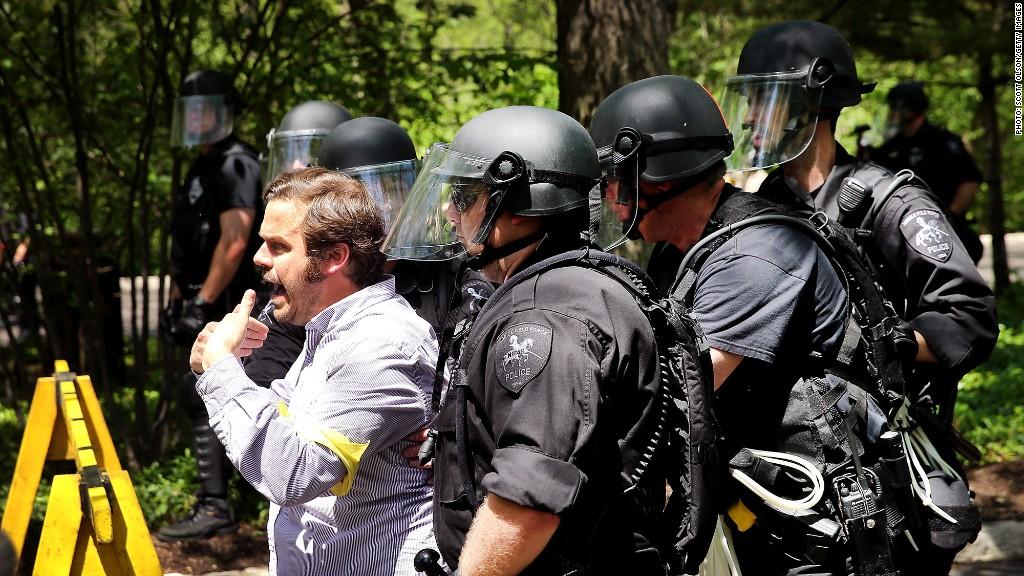 mcdonalds protests