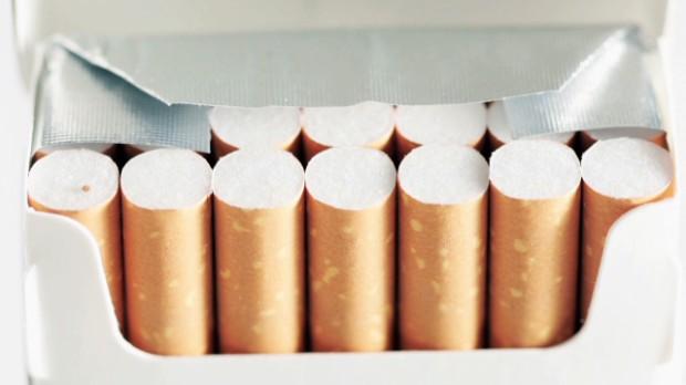 Forget pot. Cigarette stocks are smokin'!