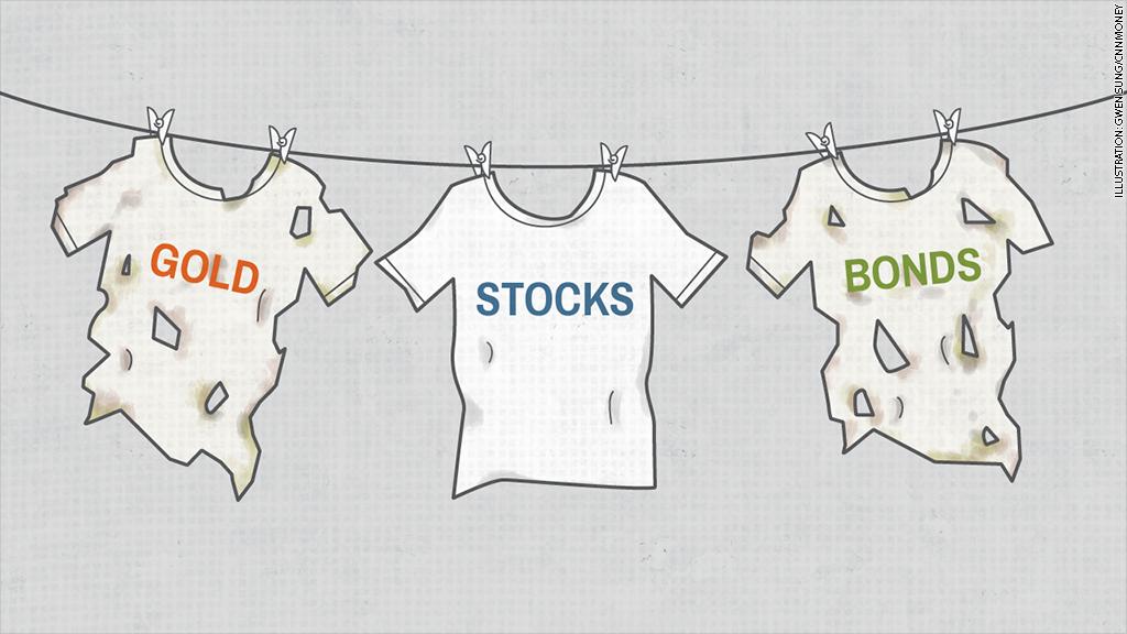 gold bond stocks shirts