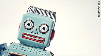not robots